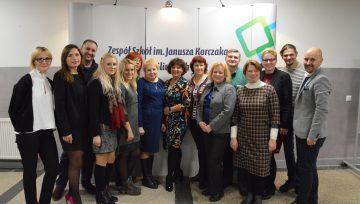 Podsumowanie projektu - spotkanie w Gliwicach. 22-23 listopada 2017 r.
